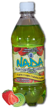 Nada Strawberry Kiwi bottle small